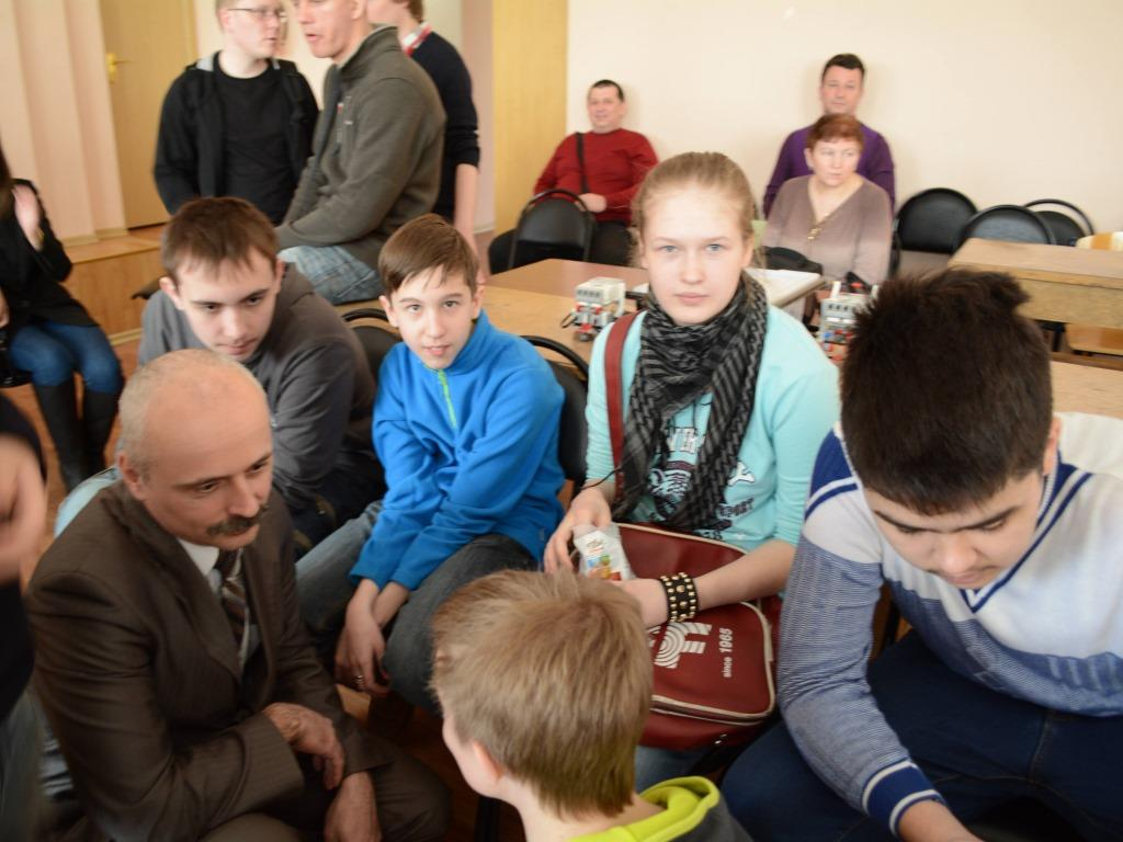 Развивающие робототехнические комплексы в школе